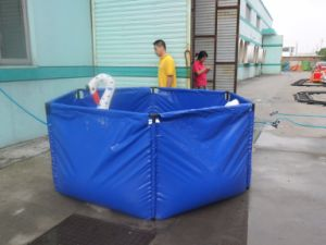 Water Park Steel Frame Swimming Pool PVC Frame Pool pictures & photos