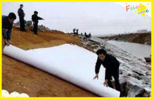 PP Non Woven Geotextile 200g M2 pictures & photos