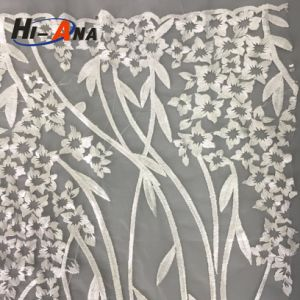 One to One Order Following Yiwu 100 Cotton Lace Fabric pictures & photos