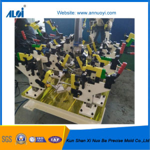 China Offer Precision CNC Machining Welding Fixture pictures & photos