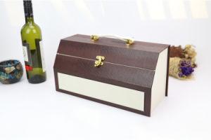 Custom Printing Luxury Cardboard Recyclable Paperboard Beverage Wine Packaging Box pictures & photos