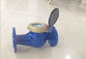 Cast Iron Flange Connection Water Flow Meters (DN15-DN50) pictures & photos