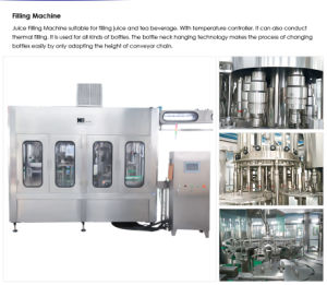 Complete Concentrate Juice Bottling Machine pictures & photos