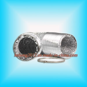 Non-Insulated Aluminum Flexible Ducting (HH-A HH-B) pictures & photos