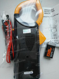 Handheld Digital Multimeter with Diode Test pictures & photos