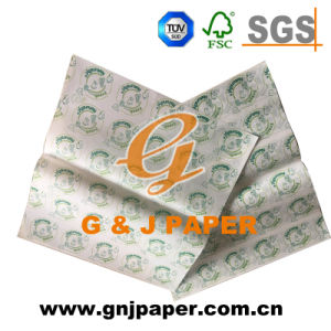 24*34cm OEM Printed Sandwich Wrap Paper for Sale pictures & photos