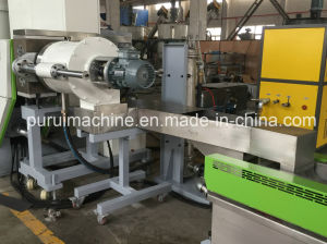 Stretch Film Plastic Recycling Machine for Chinaplas2017 pictures & photos