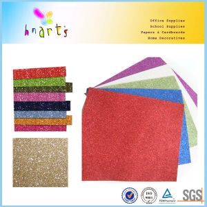 50X70cm Glitter Paper 250GSM Paper with Glitter pictures & photos