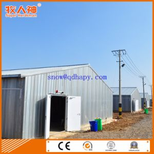 Customized Broiler Farm Equipment with Environmental Control System pictures & photos