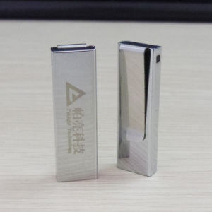 Gift Bookmark Clip Metal USB Flash Drive (YT-3217-02) pictures & photos