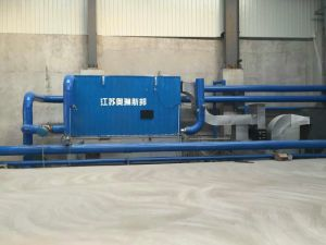 Wns 3 Pass Fire Tube Industrial Horizontal Oil Gas Fired Hot Oil Boiler pictures & photos