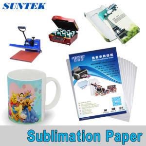 Sublimation Transfer Paper Inkjet Laser Dark Color A4 for T-Shirt pictures & photos