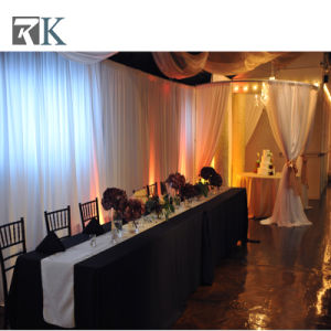 Aluminum Pipe and Drape Kits for Wedding Backdrop Decoration pictures & photos
