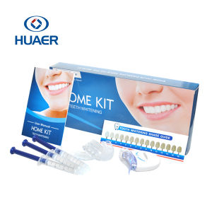 Wholesale Manufacture OEM Teeth Whitening Home Kit with LED Light pictures & photos