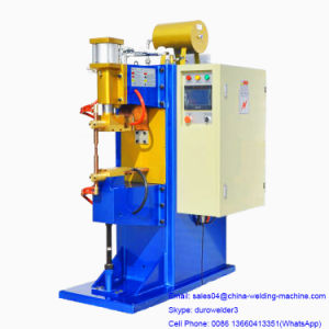 Pneumatic Type Intermediate Frequency Inverter DC Spot Welder for Sale pictures & photos