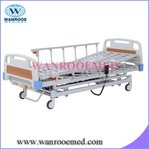 Bae315 Ce Approved Full Length Side Rails Three Function Electric Hospital Bed pictures & photos