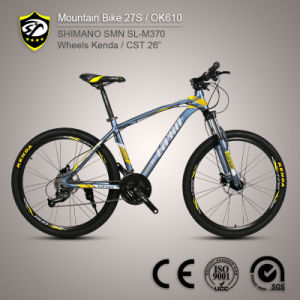 Shimano Altus 27-Speed Aluminum Alloy Mountain Bike (European Quality Level) pictures & photos