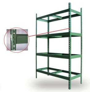Z-Beam Shelving pictures & photos