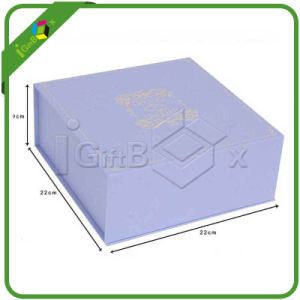 High Quality Handmade Paper Packaging Confectionery Chocolate Box with Divider pictures & photos