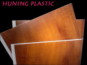 Wooden Color Laminted PVC Panel (RP20-03) pictures & photos