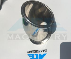 Stainless Steel Pipe Fittings Food Grade Welded Equal Tee (ACE-PJ-H8) pictures & photos