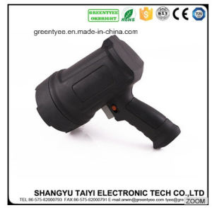 6V 500lm Rechargeable CREE LED Handheld Spotlight pictures & photos