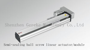 GF85-Best Selling and Good Performance of High Precision Linear Actuator/Linear Modules pictures & photos