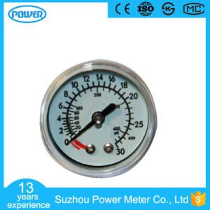40mm High Quality White Steel Case Medical Manometer pictures & photos