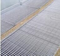 Galvanized Coated Civil Drainage Steel Grating Cover pictures & photos