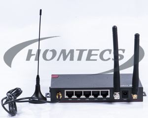 Ndustrial 3G CDMA Router for Surveillance&Burglar Alarm Monitoring H50 Series