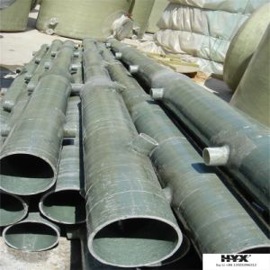 High Strength Corrosion Resistant FRP Spraying Pipe pictures & photos