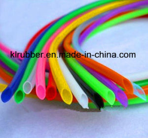 Colorful Straight Silicone Hose with SGS Certification pictures & photos