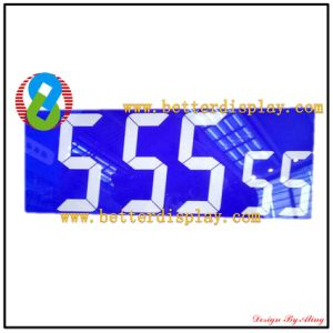 Digital Negative Blue Backlight LCD Display Module pictures & photos