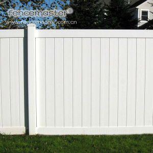 Privacy Garden Fence/ Vinyl Fence pictures & photos