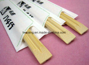 Factory Price Sushi Bamboo Chopsticks in Bulk or Paper Sleeves pictures & photos