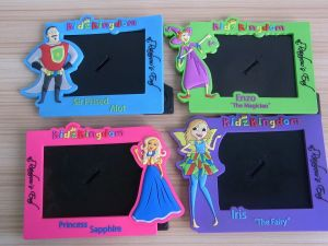 Kids Kingdong Cartoon Doll Photo Frame Home Decoration pictures & photos