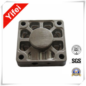 Sand Casting Base pictures & photos