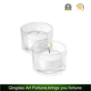 Tealight Glass Candle Holder Cup Manufacturer pictures & photos
