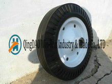 400mm Solid Rubber Wheels for High Capacity Machines pictures & photos