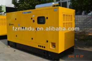 4bt3.9-G2 4 Cylinders 30kw Cummins Diesel Generator Set