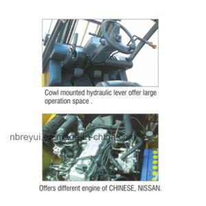 LPG Dual Fuel Forklift Truck pictures & photos