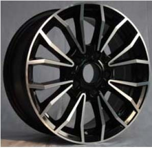 Multi Spokes Aftermarket Alloy Wheel (UFO-1833) pictures & photos
