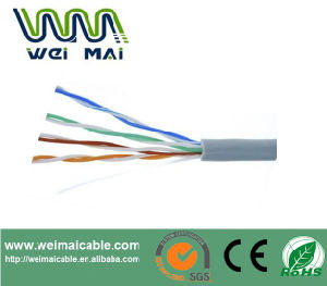 4p UTP Cat5e Outdoor/Indoor Network Cable/ LAN Cable (wmo) pictures & photos