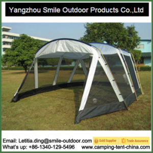 High Quality Photography Mosquito Caravan Big Family Tunnel Tent pictures & photos