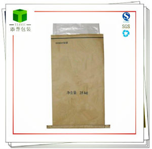 Plastic and Paper Laminated Bag Packaging for Fertilizer pictures & photos