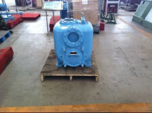 Non-Clogging Centrfugal Self-Priming Sewage Pump (ASP2100) pictures & photos