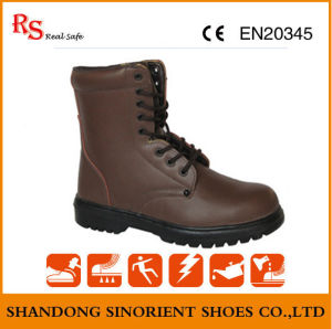 Top Quality Army Military Boots with Zipper RS511 pictures & photos