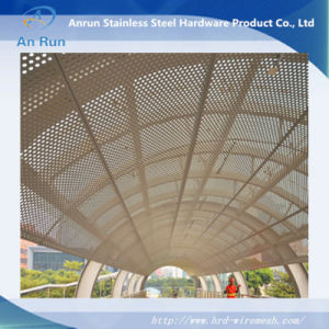 Perforated Curtain Wall Aluminum Veneer pictures & photos