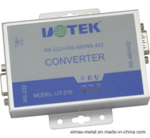 RS232 to RS485/422 Wall-Mounted Serial Converter RS232 RS485/422 to Ethernet Converter