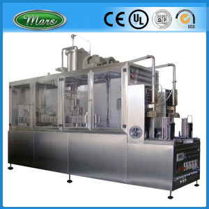 Gable Top Carton Filling Machine for Juice (WDB-1000) pictures & photos